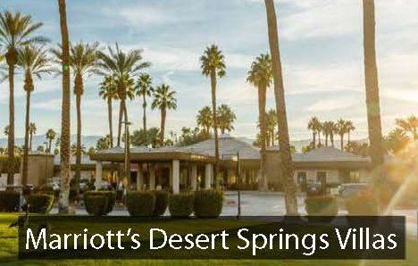 Marriotts Desert Springs Villas